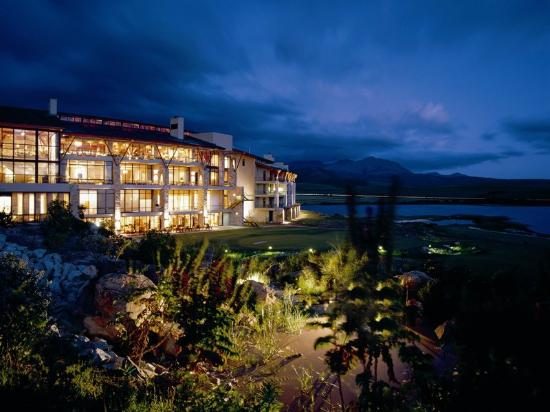 Arabella Hotel and Spa: Night View