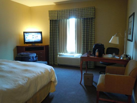 Hampton Inn & Suites Mystic: Room 129