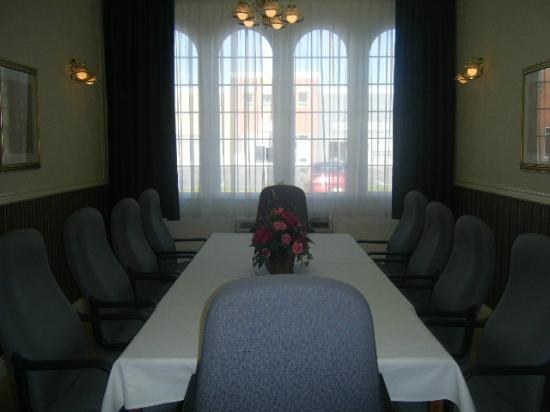 Claymore Inn: Boardroom