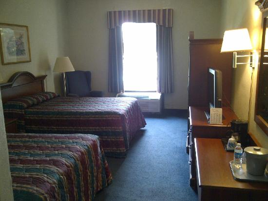 Battleground Inn: Room
