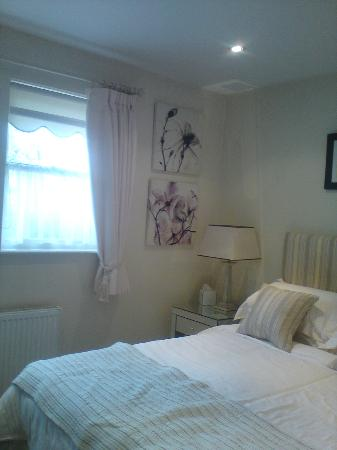 Linden House: our room