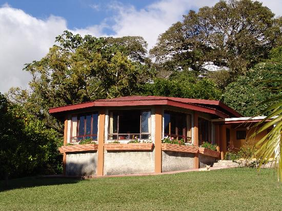 Sunset Hotel Monteverde: Restaurant