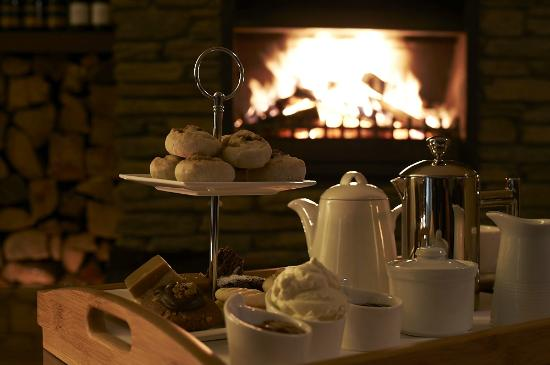 The Dairy Private Luxury Hotel: Afternoon Tea