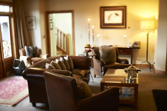 The Dairy Private Luxury Hotel: Guest Lounge