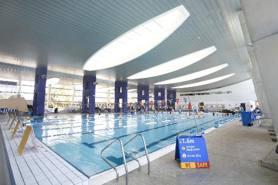 25m Lap Swimming Pool Picture Of Monash Aquatic And Recreation Centre Glen Waverley Tripadvisor