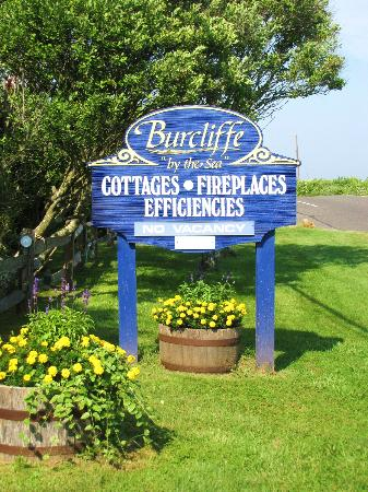"Burcliffe ""By The Sea"": Burcliffe sits on Old Montauk Highway, but you feel secluded on the property."