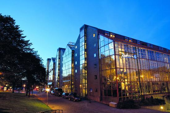 Radisson Blu Royal Garden Hotel, Trondheim