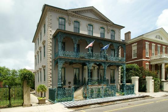 The John Rutledge House Inn on Historic Broad Street
