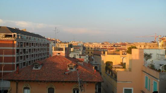 Hotel Arcangelo: View from Rooftop