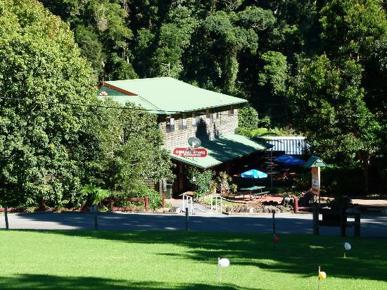 Bunya Mountains Accommodation: General Store