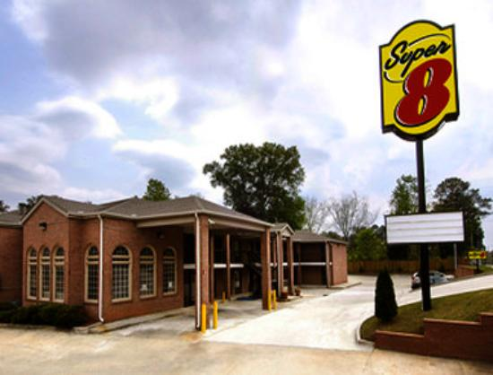 Super 8 Acworth / Atlanta Area: Welcome to Super 8 Acworth