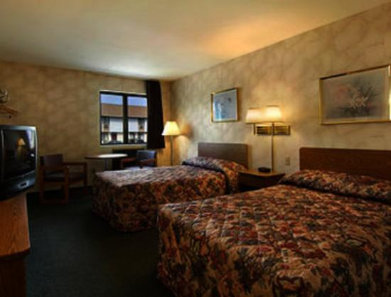 Etters, Pennsylvanie : Standard Two Double Bed Room