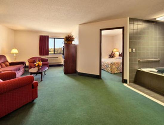 Bowling Green, MO: Jacuzzi Suite