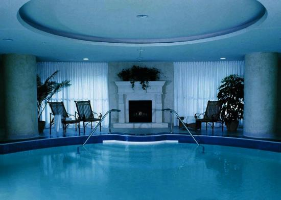 Windsor Arms Hotel: Spa Pool