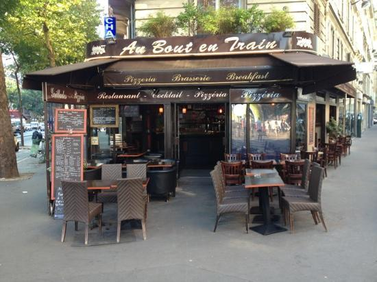 Au bout en train paris avis sur les restaurants tripadvisor