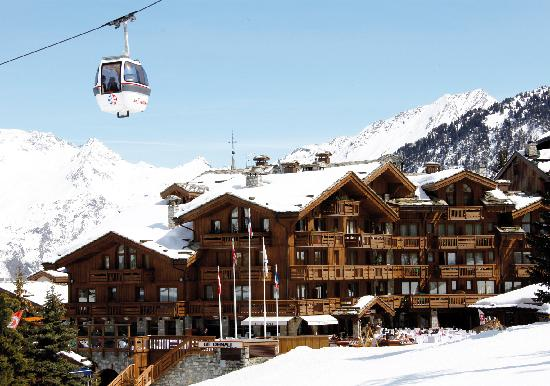 Photo of Hotel Les Grandes Alpes Courchevel
