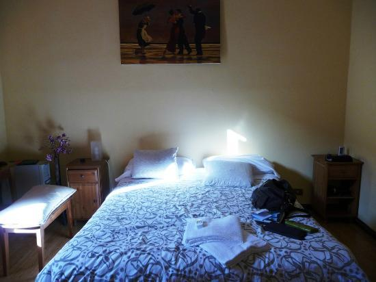 Wow Roma B&B - Diocleziano B&B: Double bed private bathroom