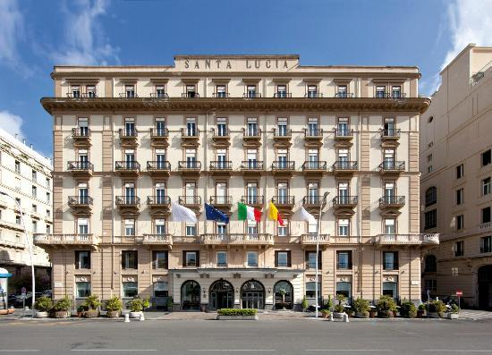 Photo of Grand Hotel Santa Lucia Naples