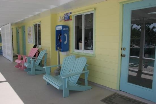Seaspray Resort &amp; Marina: Photo Sea Spray Office