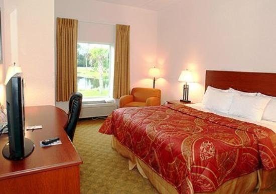 Waldo, FL: Guest Room (OpenTravel Alliance - Guest room)