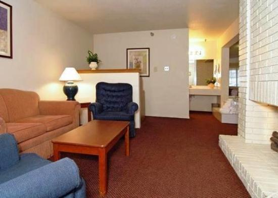 Econo Lodge College Station: Room