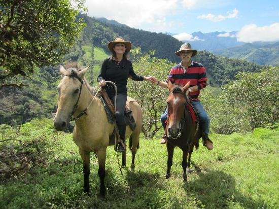 Hacienda Primavera Wilderness Ecolodge: Hacienda has great rides!!