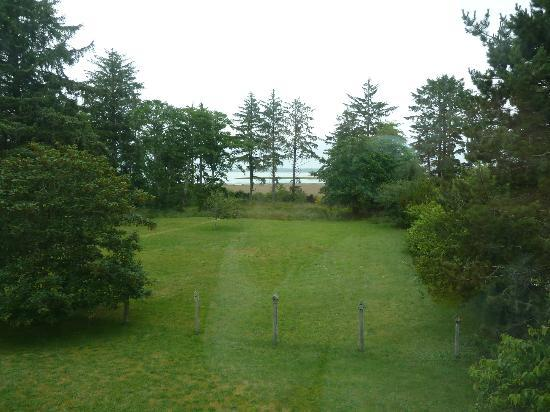 Westport Bayside Bed & Breakfast: View from our room!