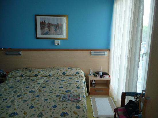 La Brezza: Photograph of the double room