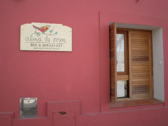 Alma de Proa Bed & Breakfast