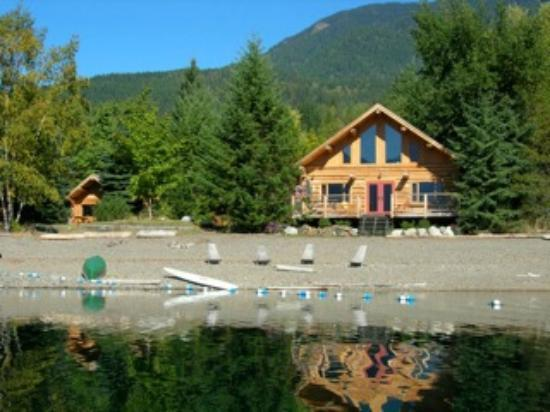 Silverton Resort: The Water Front Chalet