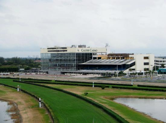 El Palacio Sports Hotel & Conference Center: Casino & Race Track