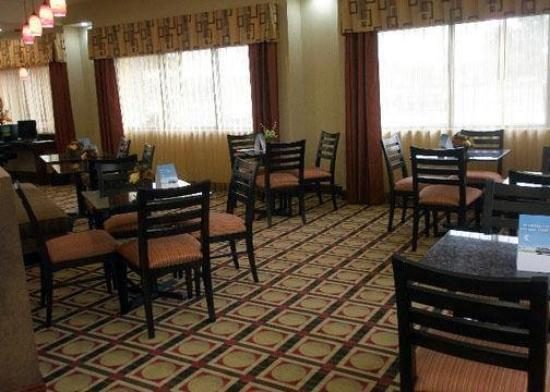 Comfort Suites Golden Isles Gateway Brunswick: Breakfast Area