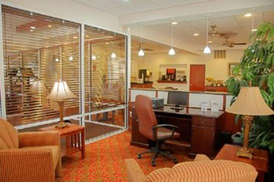 BEST WESTERN Nature Coast: Business Center