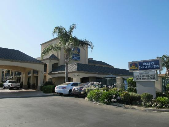 BEST WESTERN Exeter Inn &amp; Suites: exterior