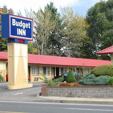 Budget Inn Oregon City/Portland: Exterior