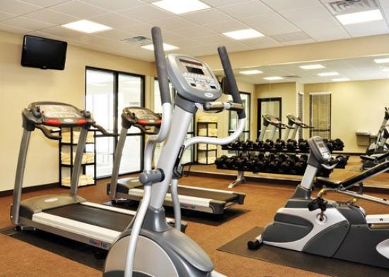 Sleep Inn & Suites Medical Center: Fitness