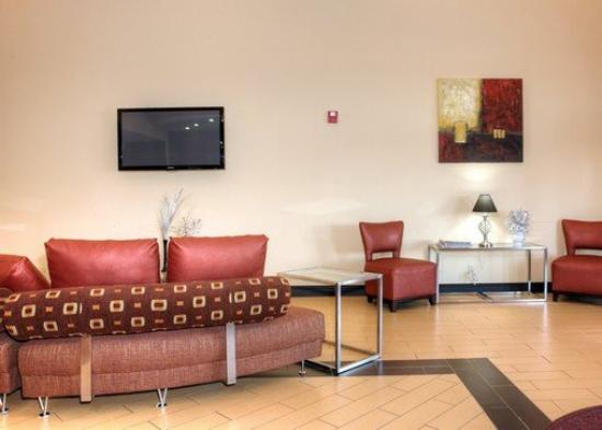 Comfort Suites Kingsport: Lobby Sitting Area