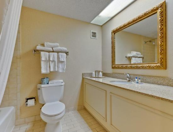 BEST WESTERN Hickory: Guest Bathroom