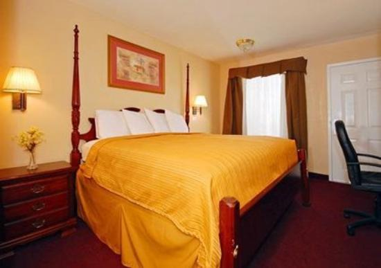 Rodeway Inn : Guest Room (OpenTravel Alliance - Guest room)
