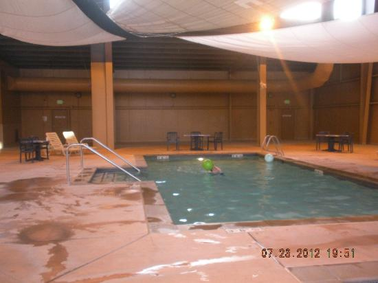 Quinault Sweet Grass Hotel: pool