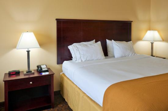 Holiday Inn Express Hotel & Suites Selma: King Bed Guest Room