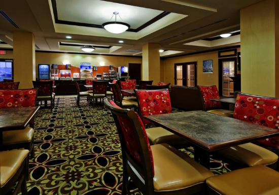 Holiday Inn Express Hotel & Suites Selma: Restaurant