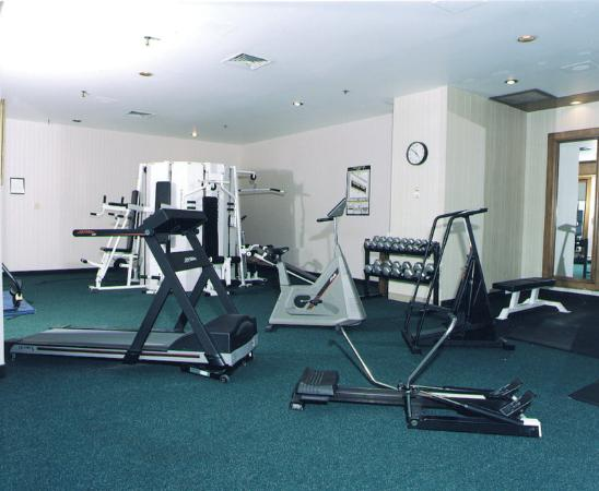 Crowne Plaza Gatineau-Ottawa: Come & Work it Out
