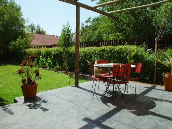 101 Oudtshoorn Holiday Accommodation: View from the self catering house