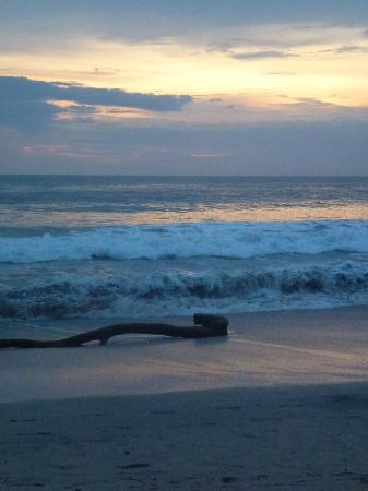 Surf Simply: One of the many beautiful sunsets