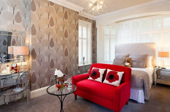 Green Bough Hotel: Deluxe Double available from £165.00 per couple, DB&B