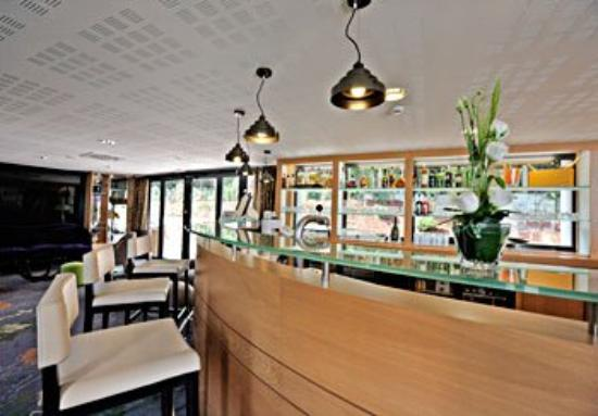 BEST WESTERN PLUS Hotel De La Regate: Bar/Lounge