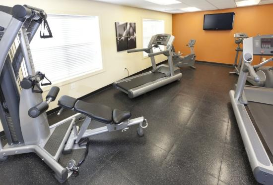 Country Inn & Suites Baltimore North: Fitness Center