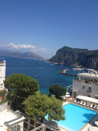 Hotel Bristol on Hotel Bristol  Capri  Italy    Hotel Reviews   Tripadvisor