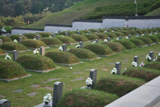 May 18th National Cemetery